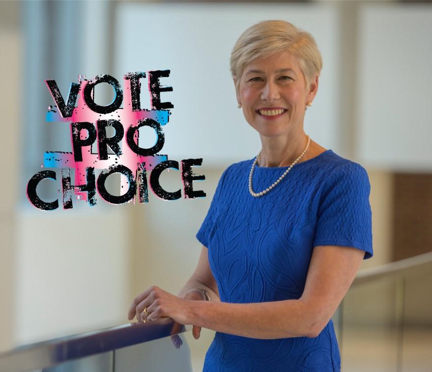 Vote Pro Choice recommends Deborah.