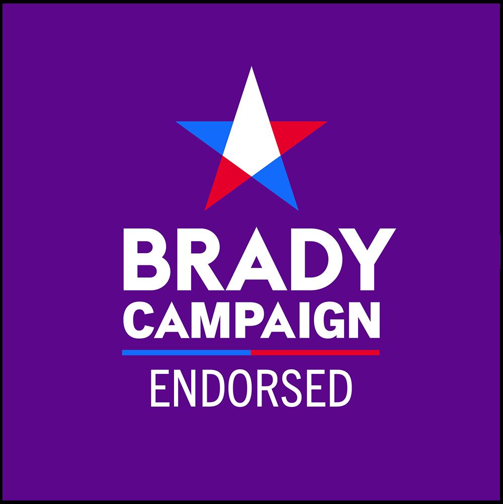 Brady Campaign Endorsed